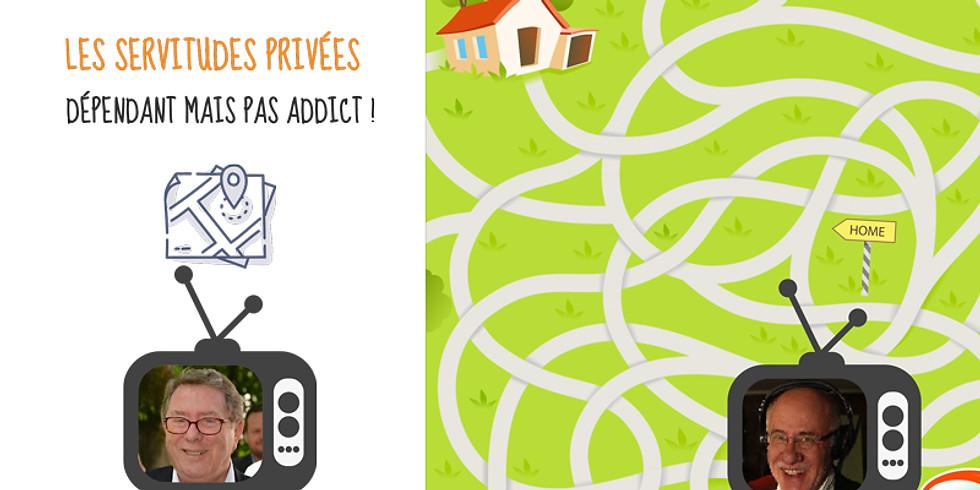 Savoir lire un acte de propriété : Les servitudes privées