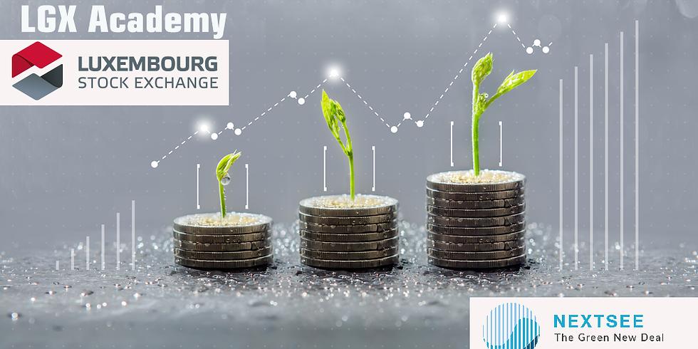 Webinar : Les fondamentaux de la finance