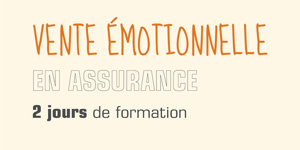 Vente émotionnelle en assurance 2 Jours