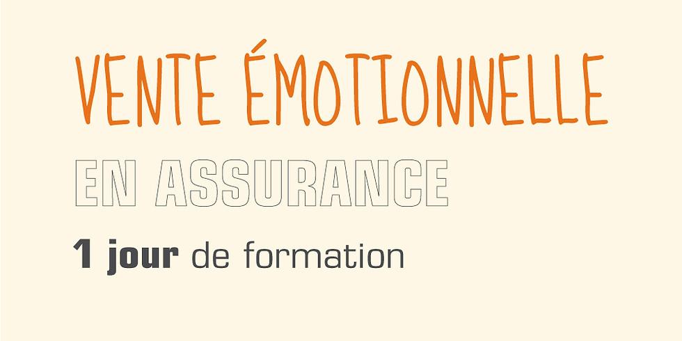 Vente émotionnelle en assurance