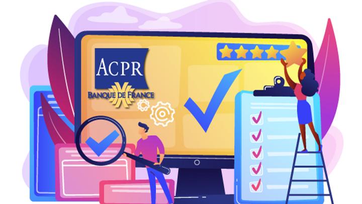Se préparer au contrôle de l'ACPR, de la prévention à la gestion des risques :