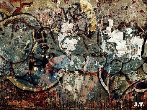 """""""Graffiti Man"""" (2013)"""