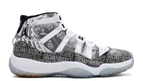 Jordan 11 Concord X Ghostface Sneaker Lover
