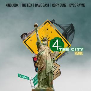 4 the City Album Cover