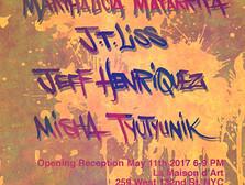 """Styles & Storytellers: Volume 1"" Ft. Jeff Henriquez, J.T. Liss, Marthalicia & Mis"