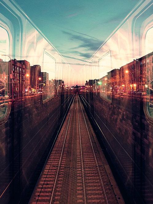 """Ghost Train"" (2014)"