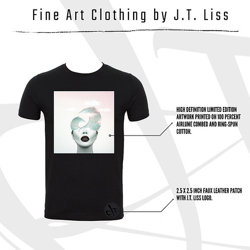"""Limited Edition """"Waves Of"""" T-shirt"""
