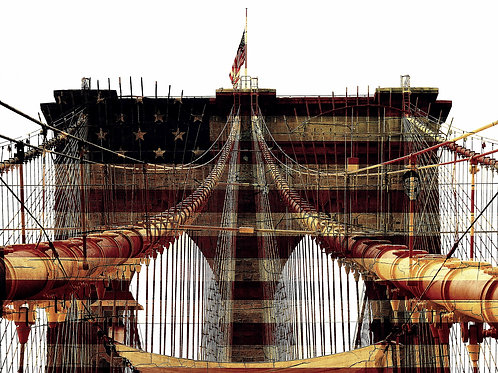"""Brooklyn Bridge, USA"" (2014)"