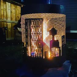 Calgary Firepit