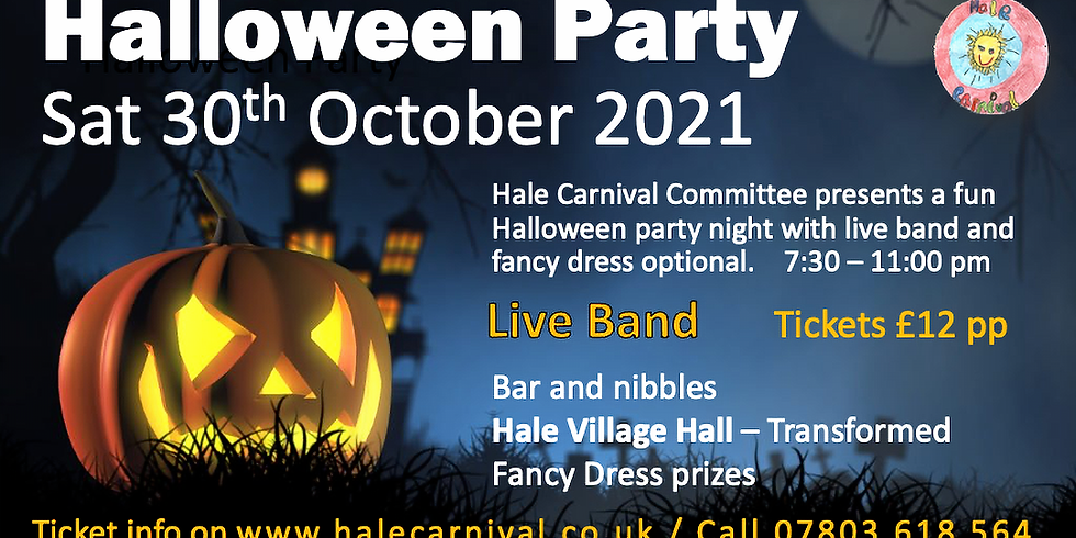 Halloween Party feat. 21st Century Riot Band