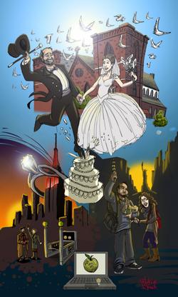 Espinoza Wedding Invitation