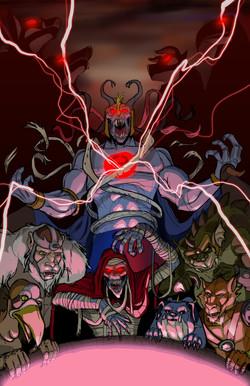 Thundercats-Villains