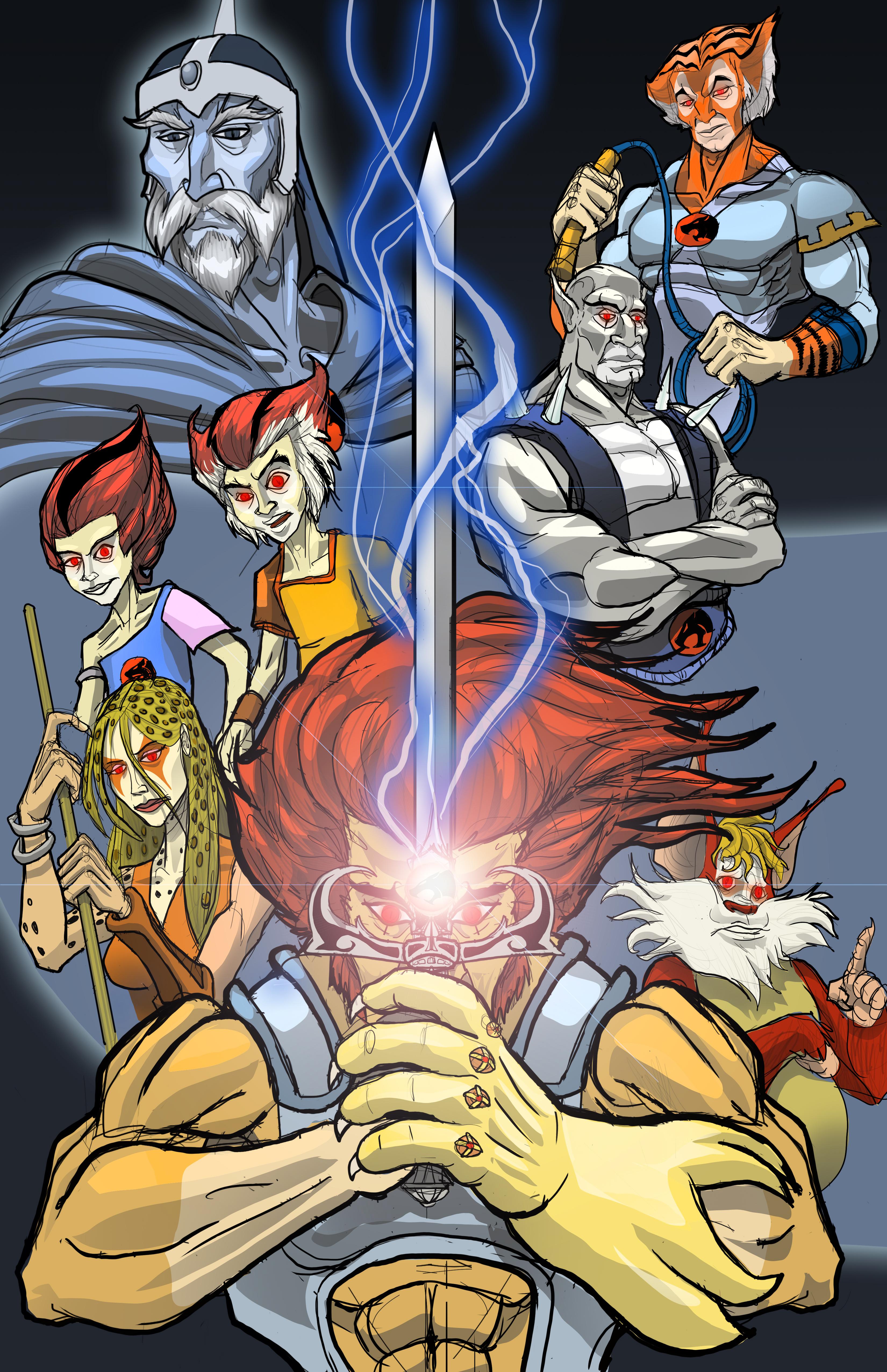 Thundercats-Heros
