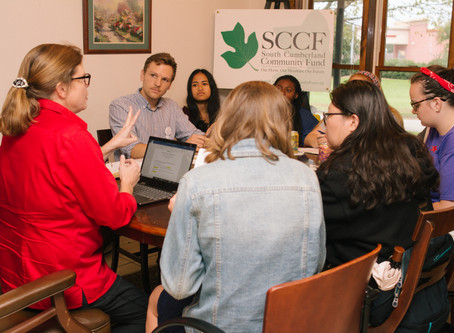 SCCF Announces 2019 Philanthropy Internship Program Grant Recipients