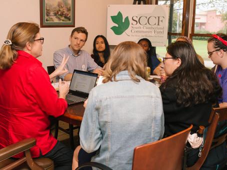 SCCF Announces 2019 Philanthropy Internship Program Grant Recipients