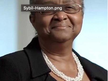 Social Justice Leader Sybil Jordan Hampton to Give Keynote Address