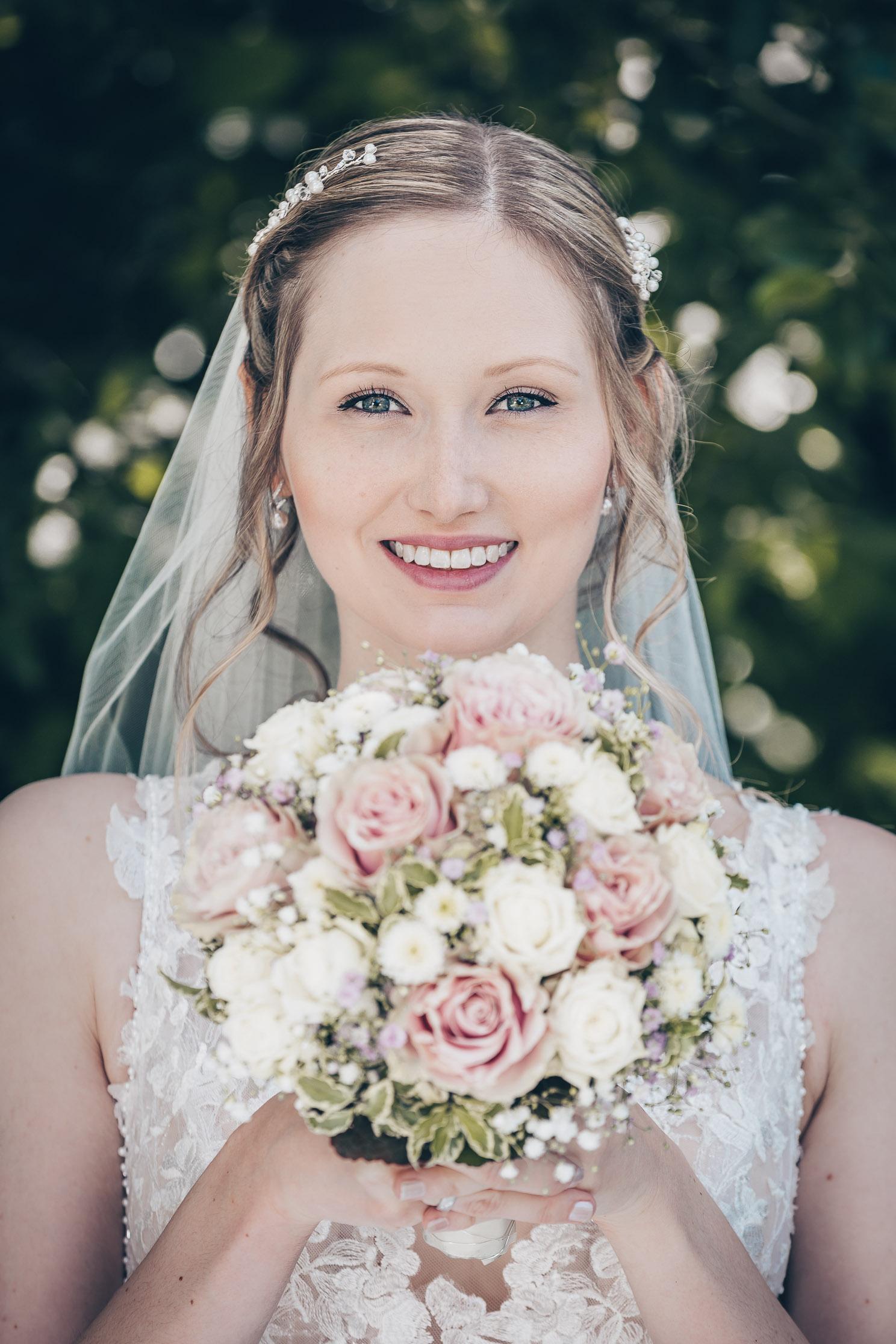 Hochzeitsfotograf Dinkelsbühl Braut