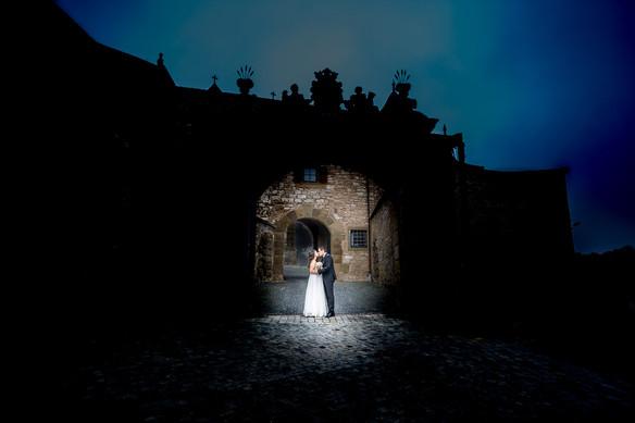 Besondere Schloßhochzeit Hochzeitsfotografie Ellwangen