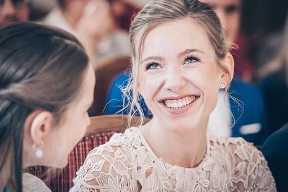 Funkelnde Augen einer Braut Hochzeitsbilder Dinkelsbühl