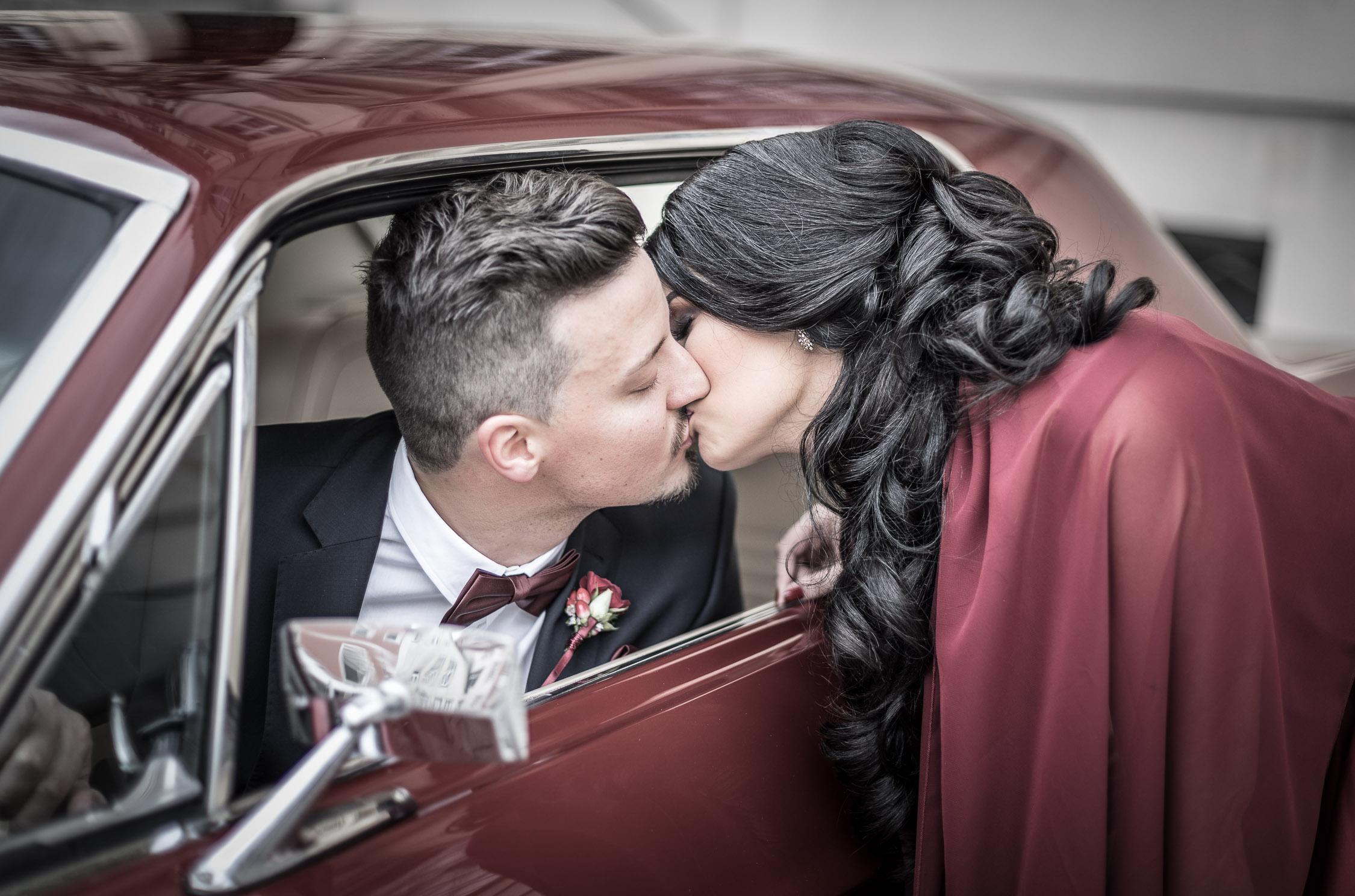 Hochzeitsfotograf Ellwangen Hochzeitsfotografie Hochzeitskuss