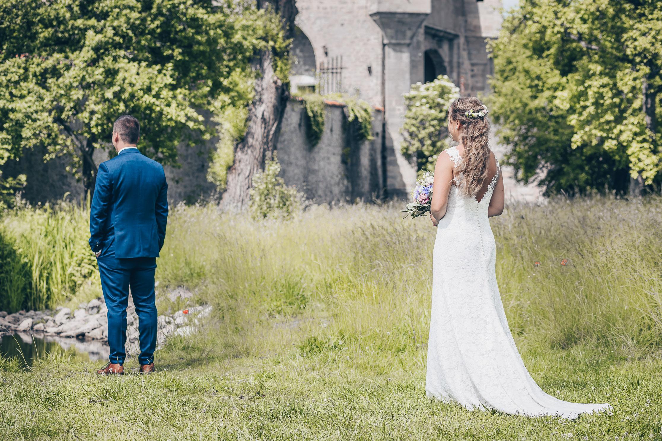 Hochzeitsfotografie Dinkelsbühl Arkaden