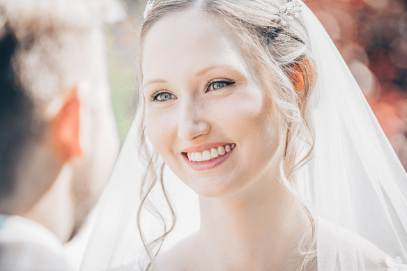 Das sichtbare Glücklichsein Hochzeitsfotografie Ellwangen