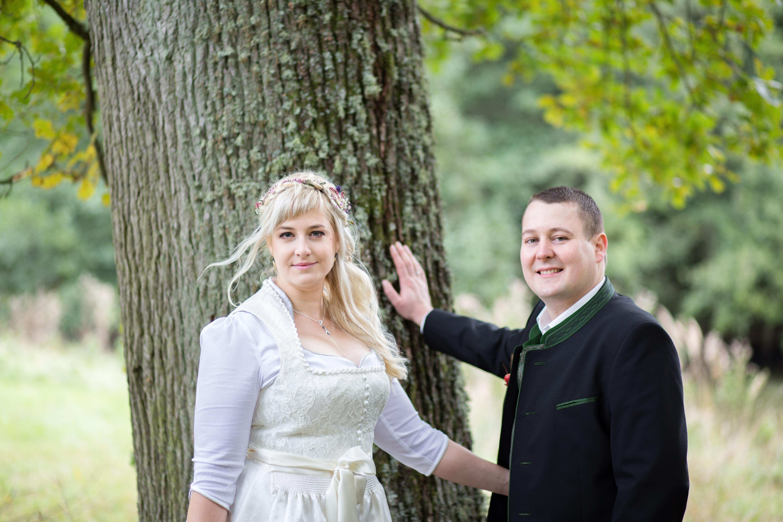 Shooting Hochzeit Fichtenau
