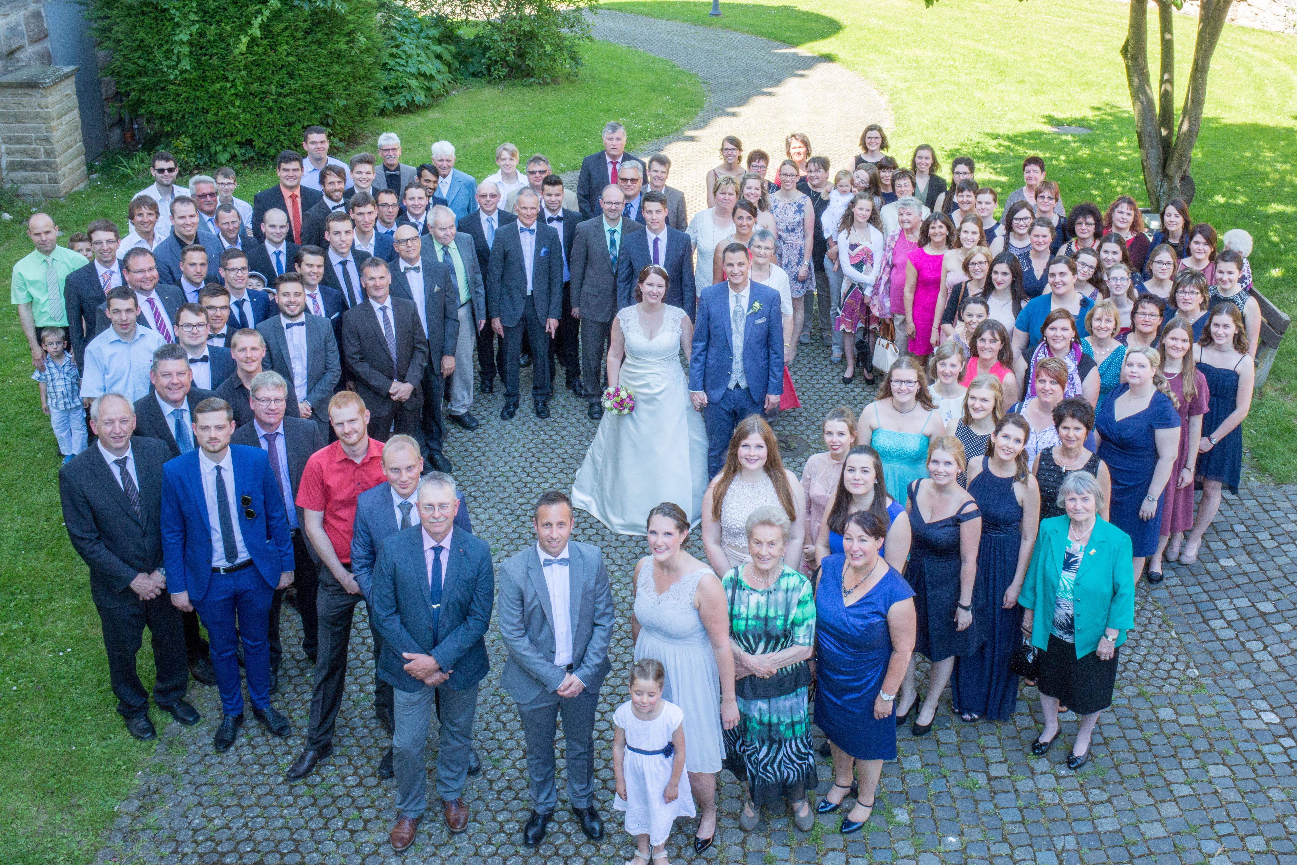 Hochzeitsshooting Mainhardt