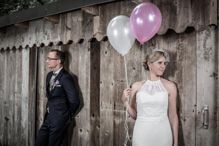 Hochzeitsfotografie in München, Aying