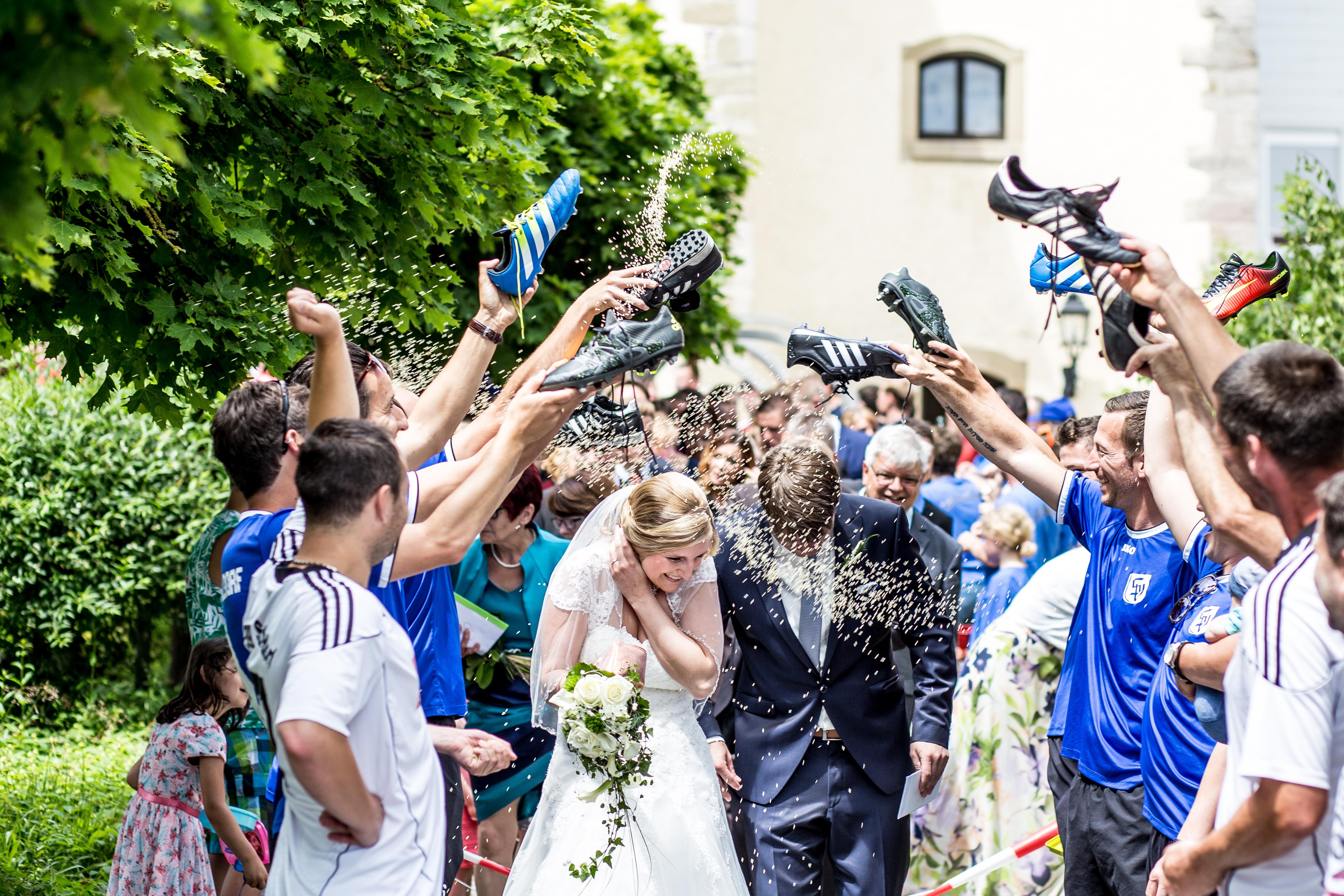Hochzeitsreportage Ilsfeld