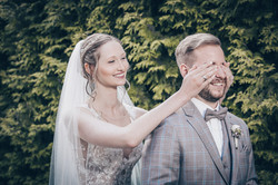 Hochzeitsfotograf Ellwangen Hochzeitsfotografie First Look