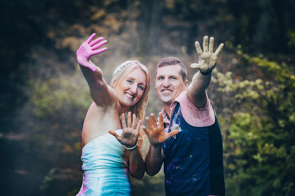Holi After Wedding Shooting Hochzeitsfotograf Crailsheim