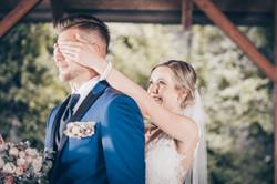 Hochzeitsfotografie Park Dinkelsbühl
