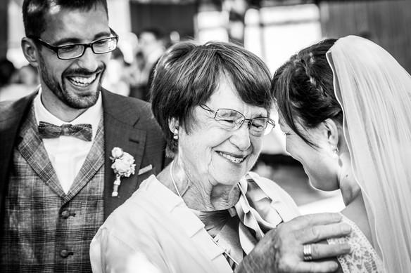 Echte Emotionen Hochzeitsfotograf Schwäbisch Hall