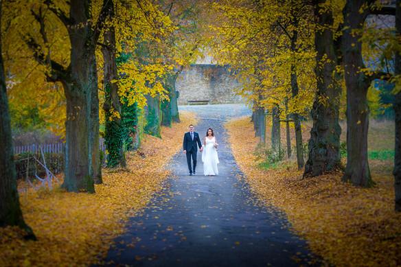 Herbsthochzeit Hochzeitsfotografie Ellwangen