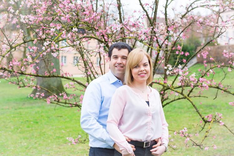Verlobungsshooting zum Vorgespräch