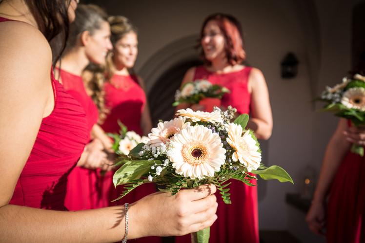 Wunderschöne Hochzeit im romantischen Dinkelsbühl