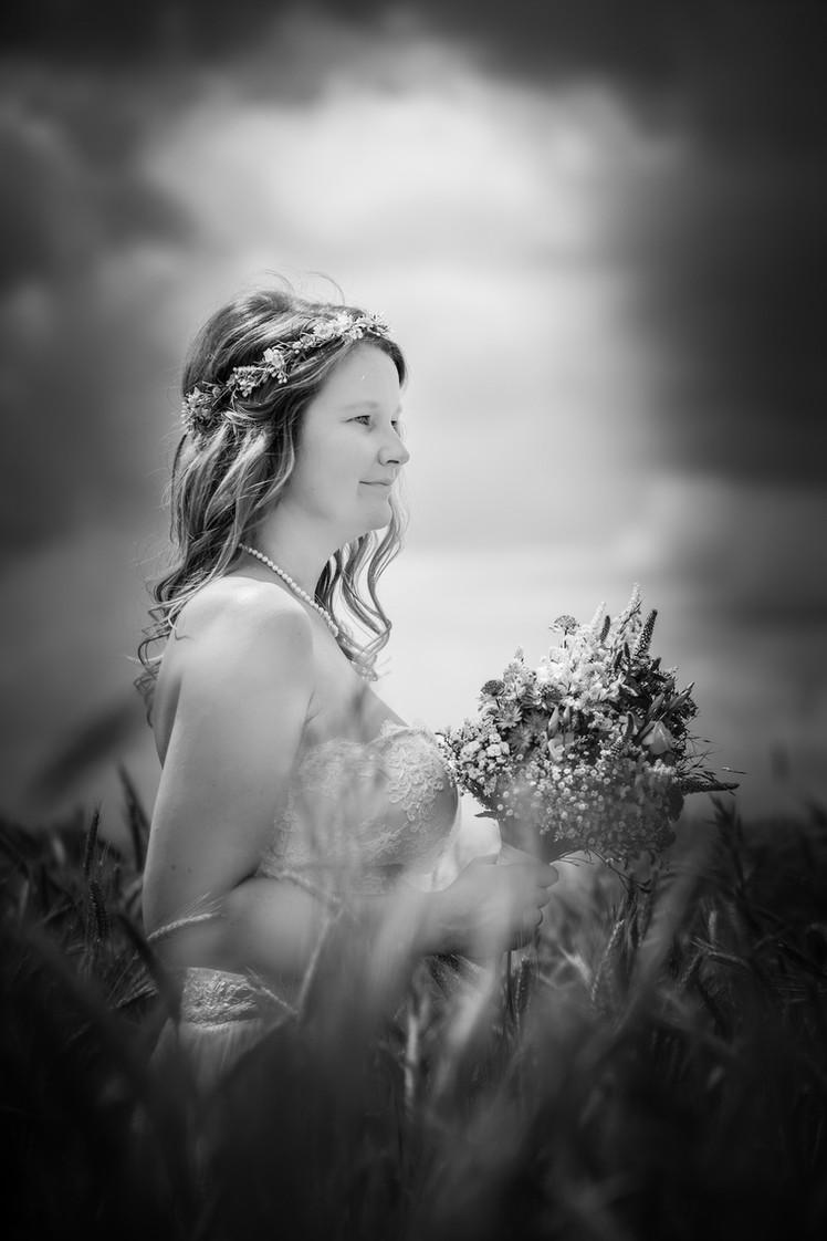 Sommerliche Hochzeit in Herrieden