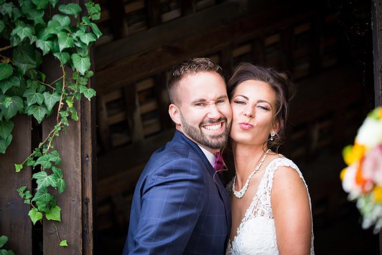 Hochzeit auf der Comburg
