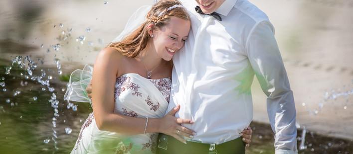 Freude und Spaß am heiraten in Kupferzell