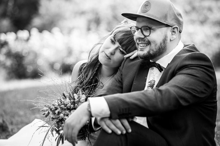 Hochzeit am Wasserschloss