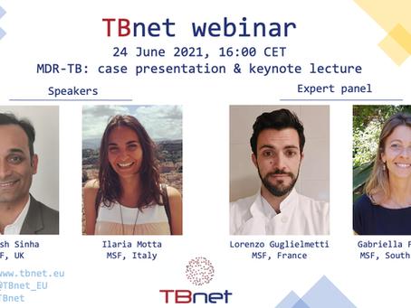 TBnet webinar June 2021