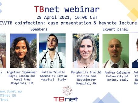 TBnet webinar April 2021