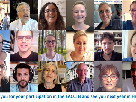EACCTB 2021 - Thanks to all participants!