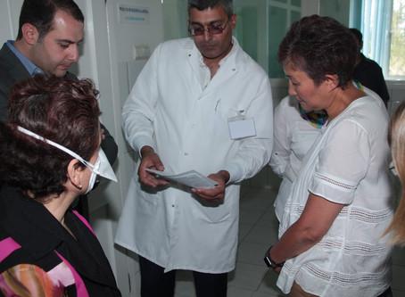 Meeting on clinical tuberculosis  in Yerevan, Armenia, 28-30 June 2019