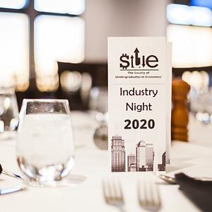SUE Industry Night