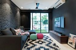 Waterbank living room