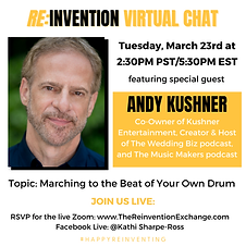 ANDY KUSHNER _ THE REINVENTION VIRTUAL C