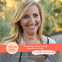 The Brave Files - Kathi Sharpe-Ross - Re