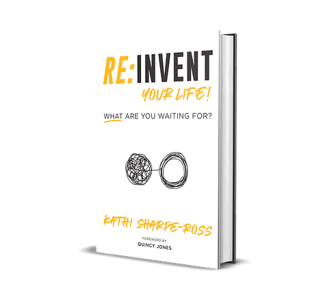 Re:InventYourLife What Are You Waiting For